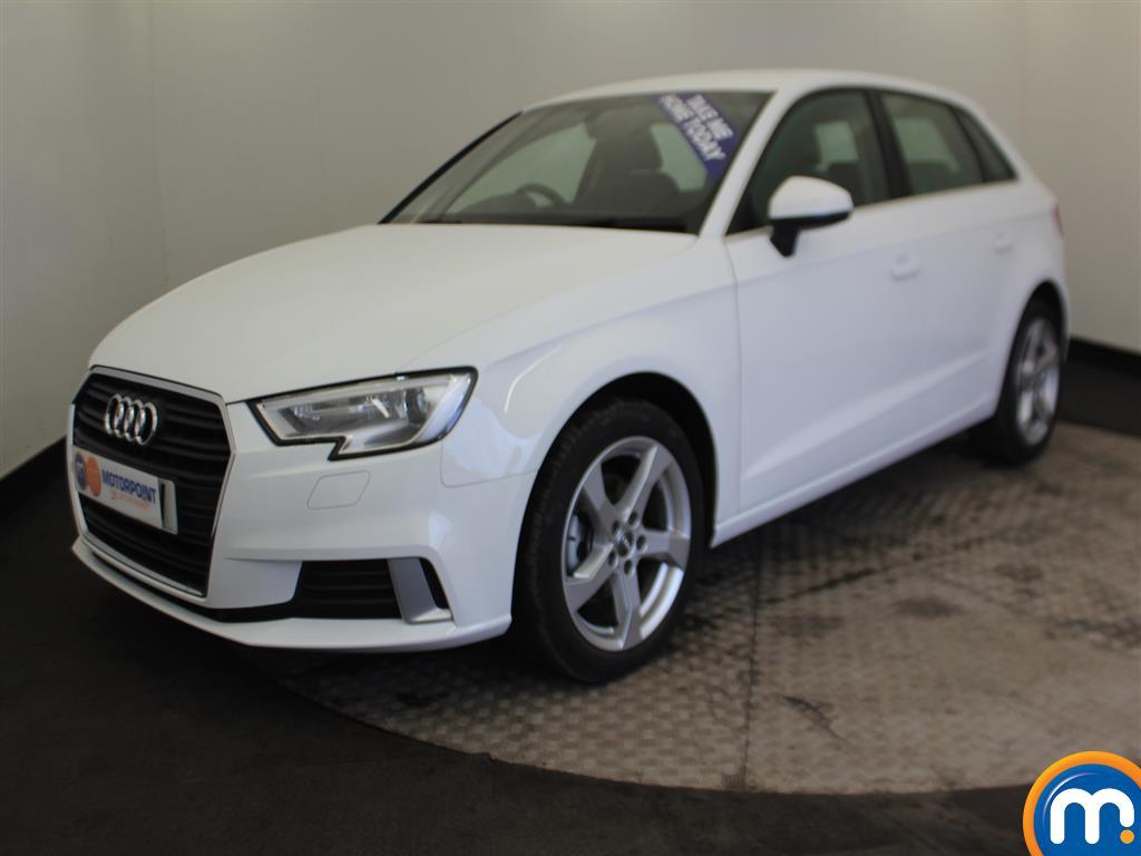 Audi A3 Sport - Stock Number (980486) - Passenger side front corner