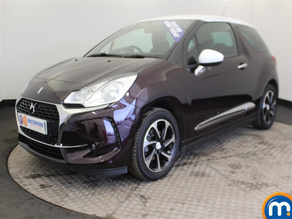 DS Ds 3 Elegance - Stock Number (980782) - Passenger side front corner