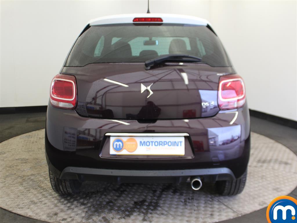 DS Ds 3 Elegance Manual Petrol Hatchback - Stock Number (980782) - Rear bumper