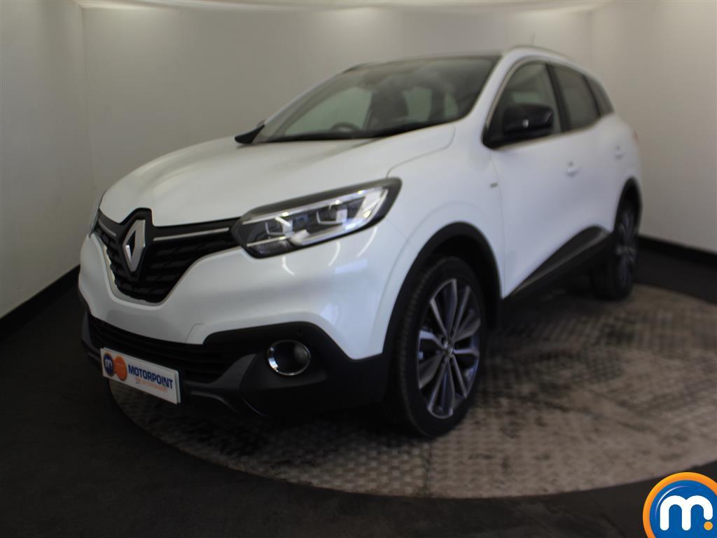 Renault Kadjar Signature Nav - Stock Number (984547) - Passenger side front corner