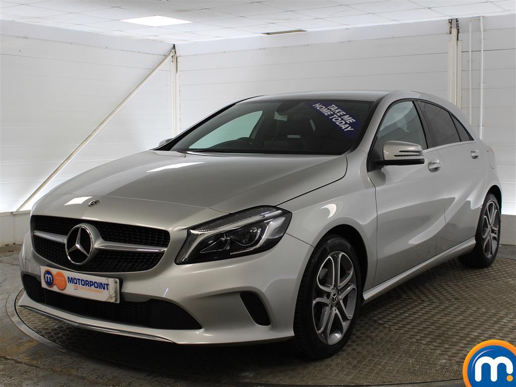 Mercedes-Benz A Class Sport Edition - Stock Number (988030) - Passenger side front corner