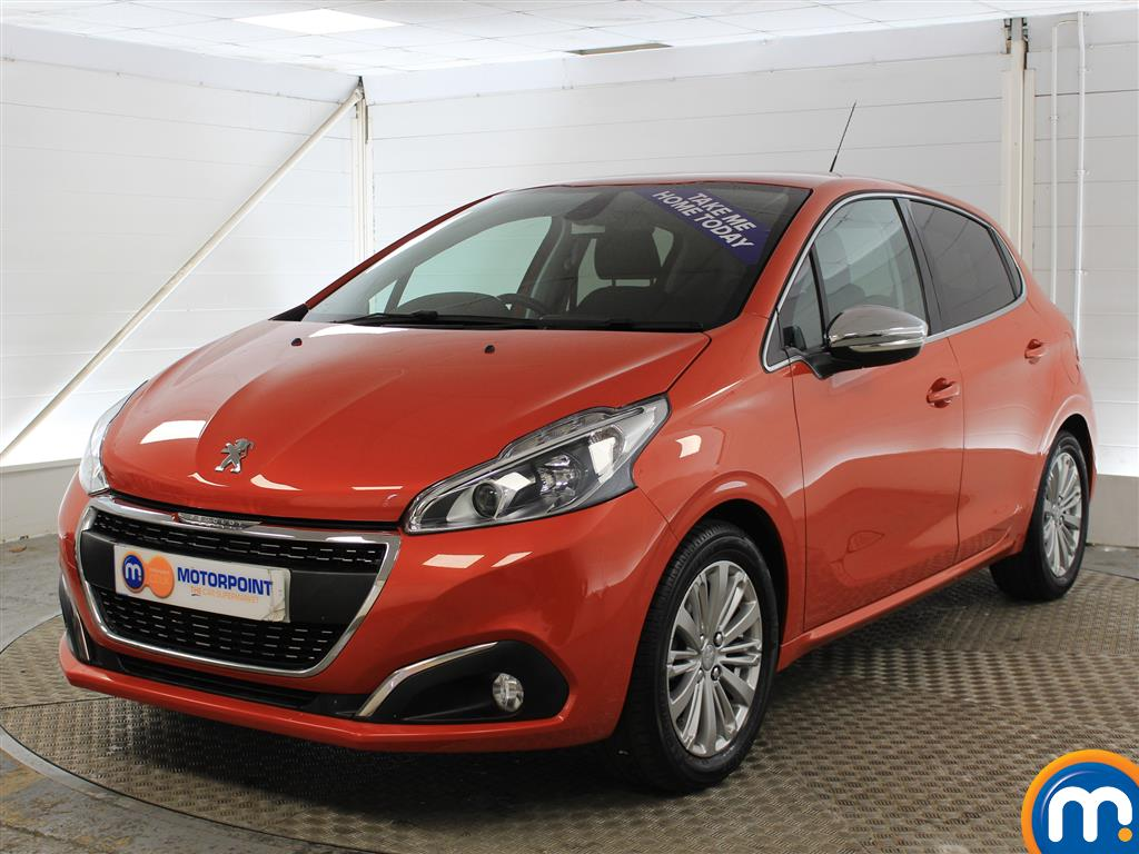 Peugeot 208 Allure - Stock Number (990327) - Passenger side front corner