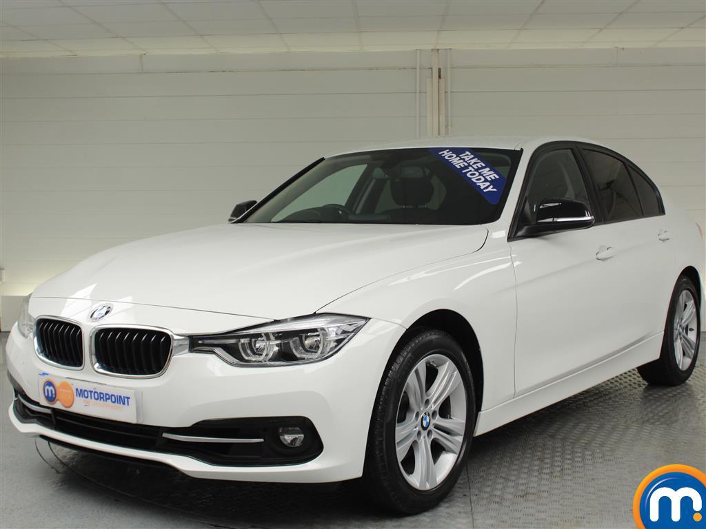 BMW 3 Series Sport - Stock Number (987528) - Passenger side front corner