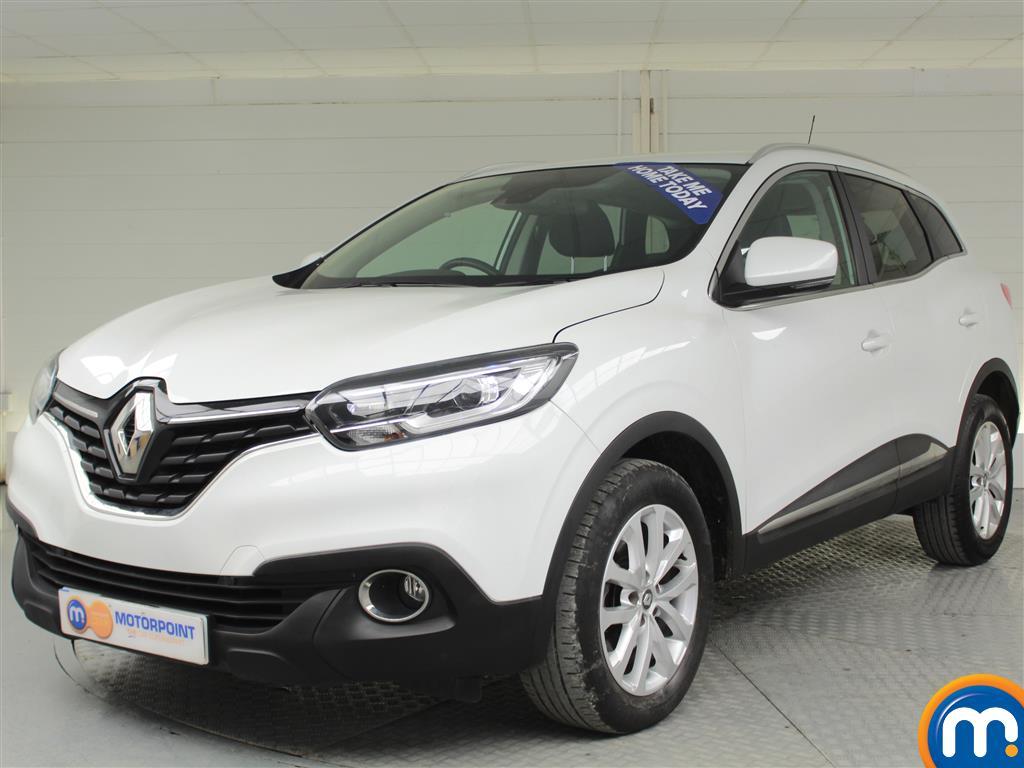 Renault Kadjar Dynamique Nav - Stock Number (988281) - Passenger side front corner