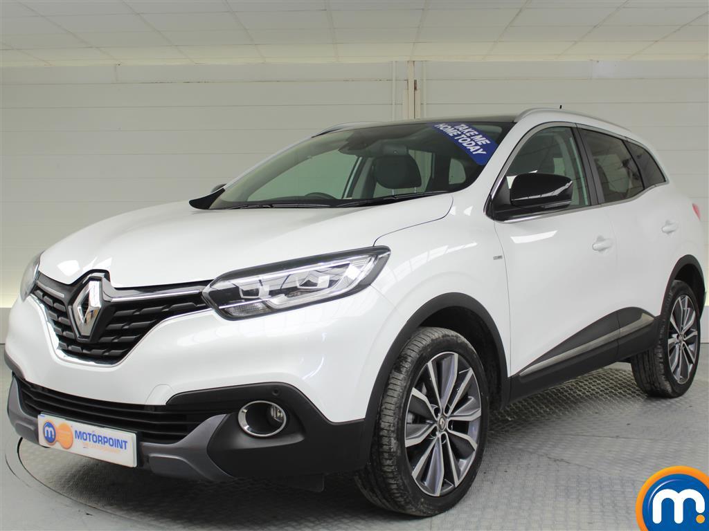 Renault Kadjar Signature Nav - Stock Number (984543) - Passenger side front corner