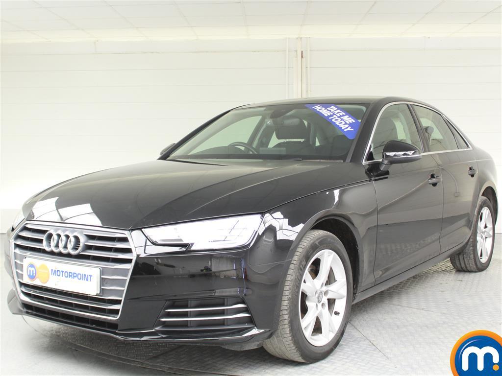 Audi A4 Sport - Stock Number (985365) - Passenger side front corner