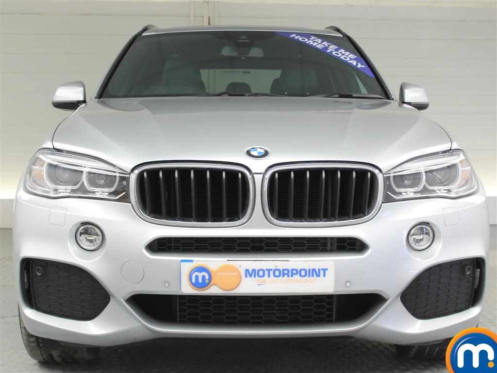 BMW X5 M Sport Automatic Diesel 4X4 - Stock Number (985731) - Front bumper