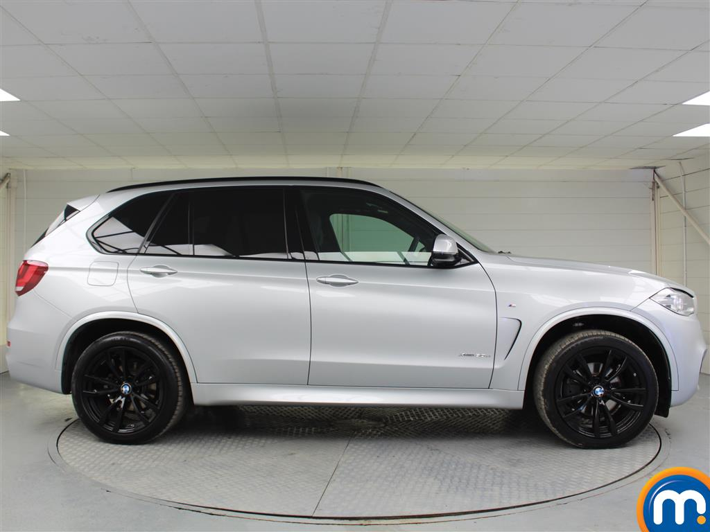 BMW X5 M Sport Automatic Diesel 4X4 - Stock Number (985731) - Drivers side