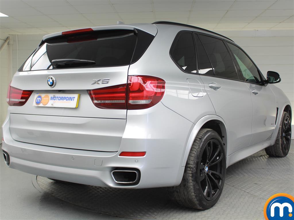 BMW X5 M Sport Automatic Diesel 4X4 - Stock Number (985731) - Drivers side rear corner