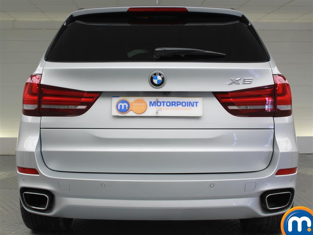 BMW X5 M Sport Automatic Diesel 4X4 - Stock Number (985731) - Rear bumper