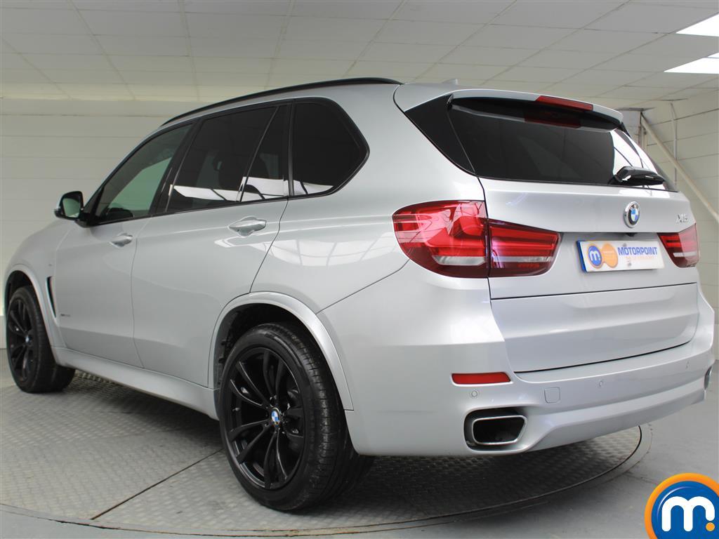 BMW X5 M Sport Automatic Diesel 4X4 - Stock Number (985731) - Passenger side rear corner