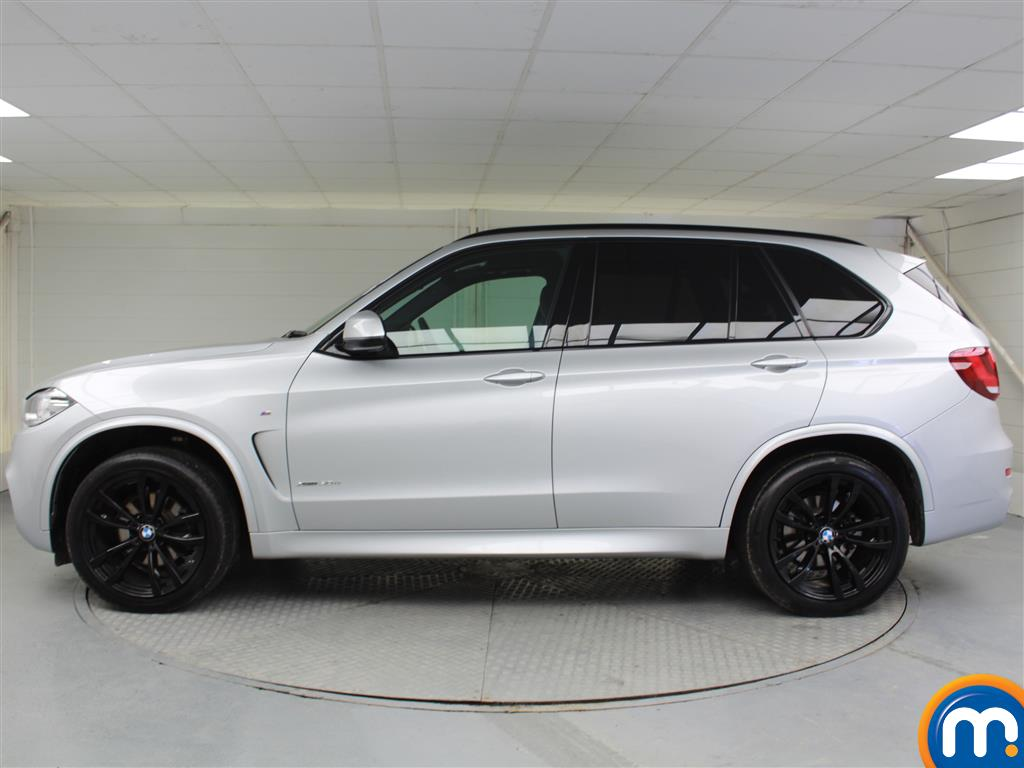 BMW X5 M Sport Automatic Diesel 4X4 - Stock Number (985731) - Passenger side