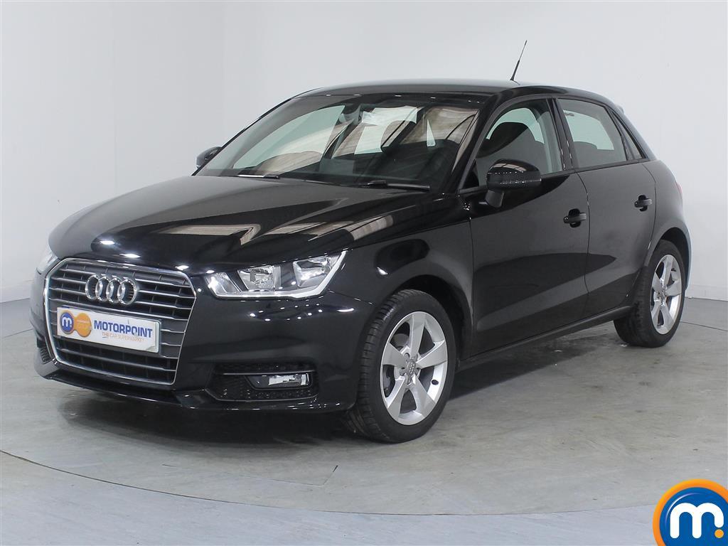 Audi A1 Sport Nav - Stock Number (991145) - Passenger side front corner