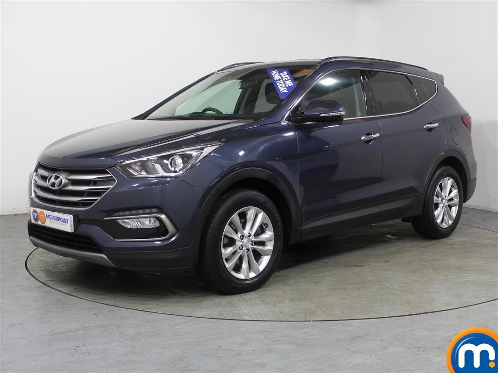 Hyundai Santa Fe Premium - Stock Number (982358) - Passenger side front corner