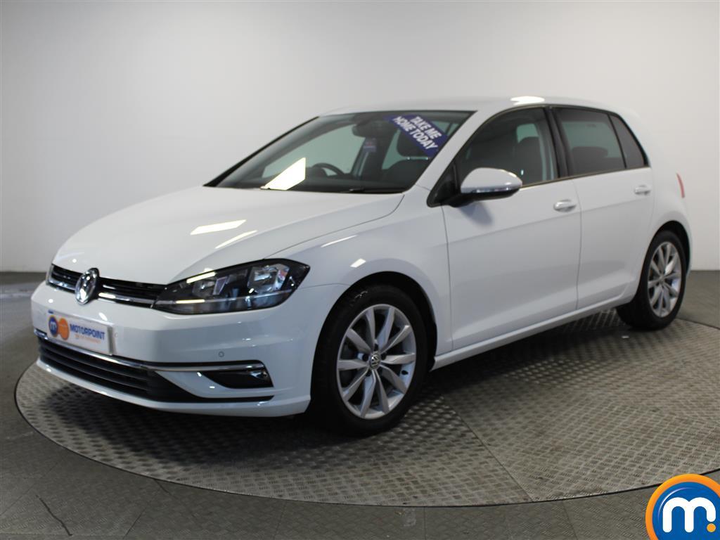 Volkswagen Golf GT - Stock Number (985520) - Passenger side front corner