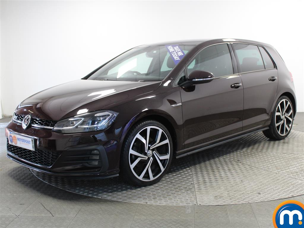 Volkswagen Golf GTD - Stock Number (987092) - Passenger side front corner