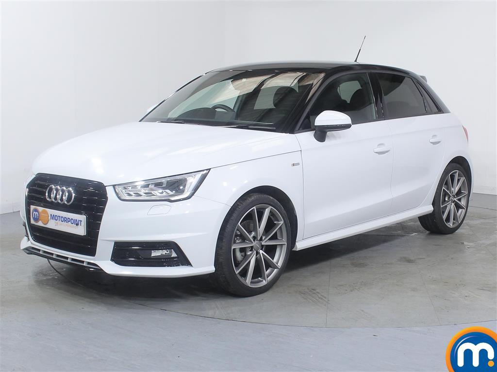 Audi A1 Black Edition Nav - Stock Number (988416) - Passenger side front corner