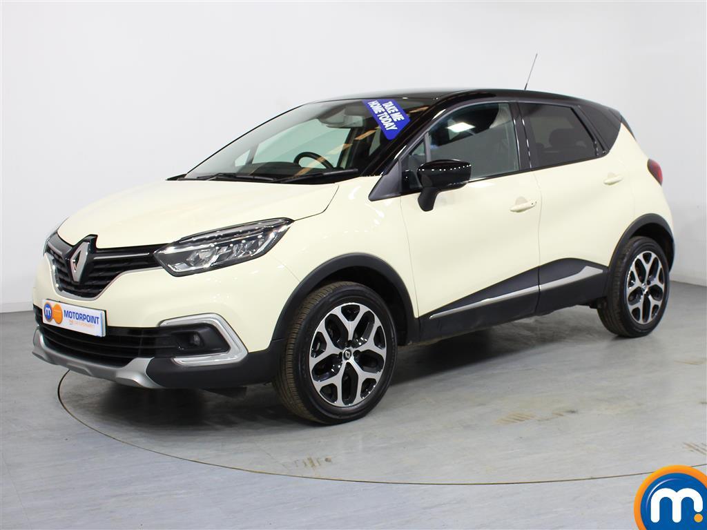 Renault Captur Signature X Nav - Stock Number (981365) - Passenger side front corner