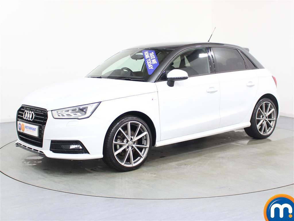 Audi A1 Black Edition Nav - Stock Number (981086) - Passenger side front corner