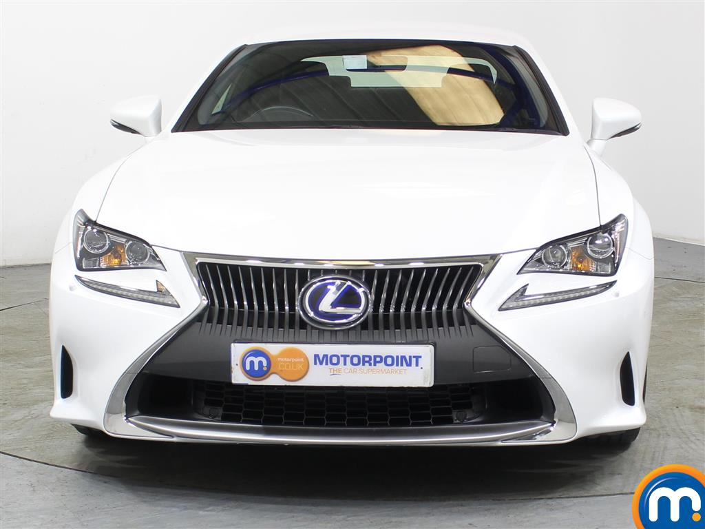 Lexus RC Luxury Automatic Petrol-Electric Hybrid Coupe - Stock Number (988794) - Front bumper