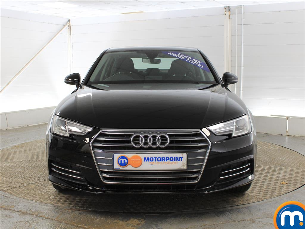 Audi A4 Sport Manual Petrol Saloon - Stock Number (987577) - Front bumper