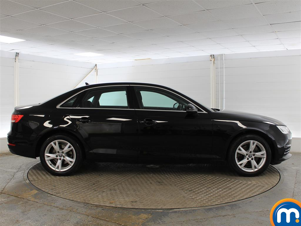 Audi A4 Sport Manual Petrol Saloon - Stock Number (987577) - Drivers side