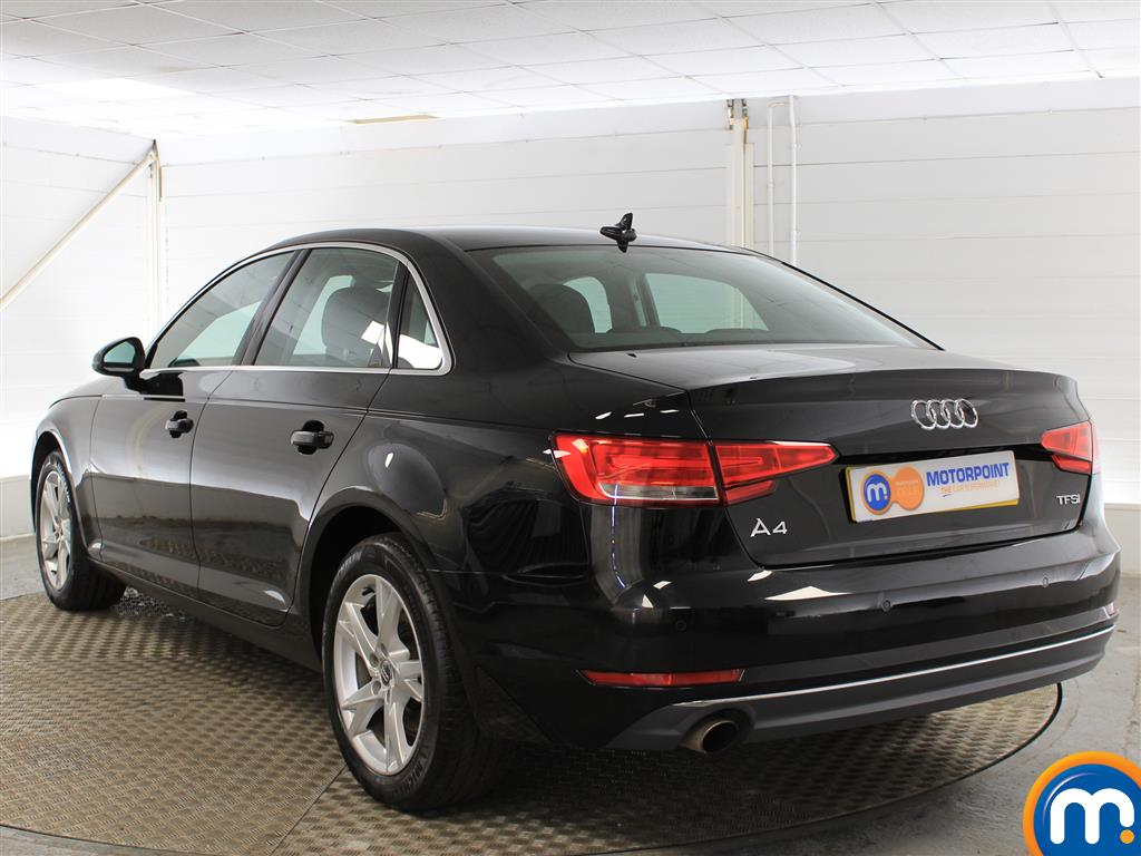 Audi A4 Sport Manual Petrol Saloon - Stock Number (987577) - Passenger side rear corner