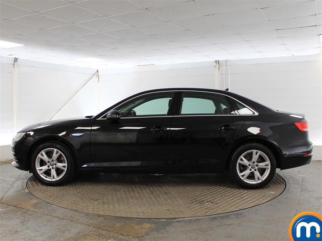 Audi A4 Sport Manual Petrol Saloon - Stock Number (987577) - Passenger side