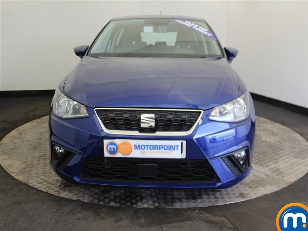 Seat Ibiza SE Manual Petrol Hatchback - Stock Number (986618) - Front bumper