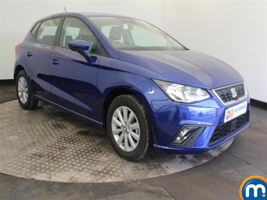 Seat Ibiza SE Manual Petrol Hatchback - Stock Number (986618) - Drivers side front corner