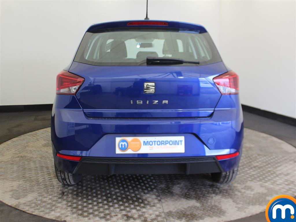 Seat Ibiza SE Manual Petrol Hatchback - Stock Number (986618) - Rear bumper