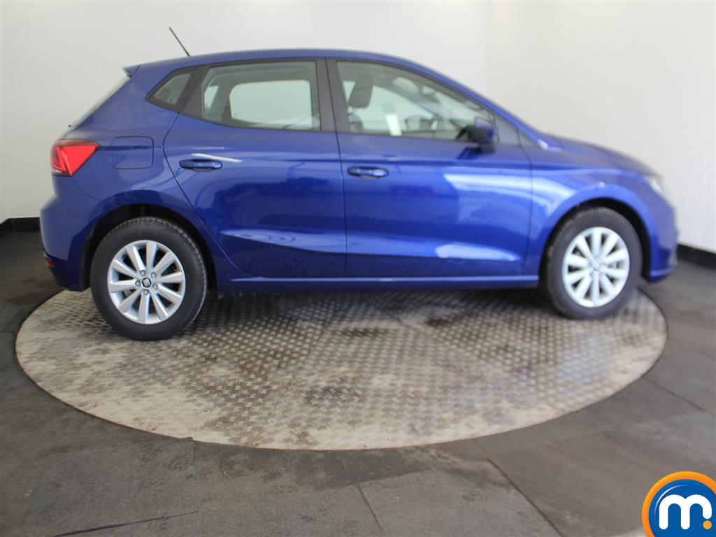 Seat Ibiza SE Manual Petrol Hatchback - Stock Number (986618) - Passenger side