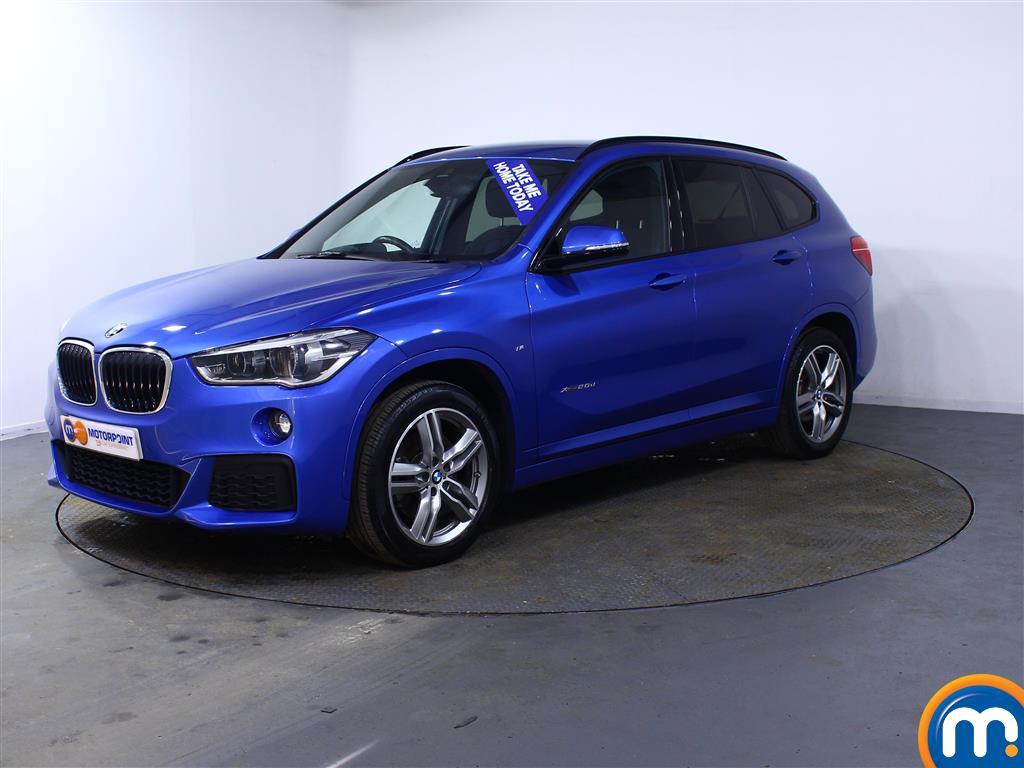 BMW X1 M Sport - Stock Number (980257) - Passenger side front corner