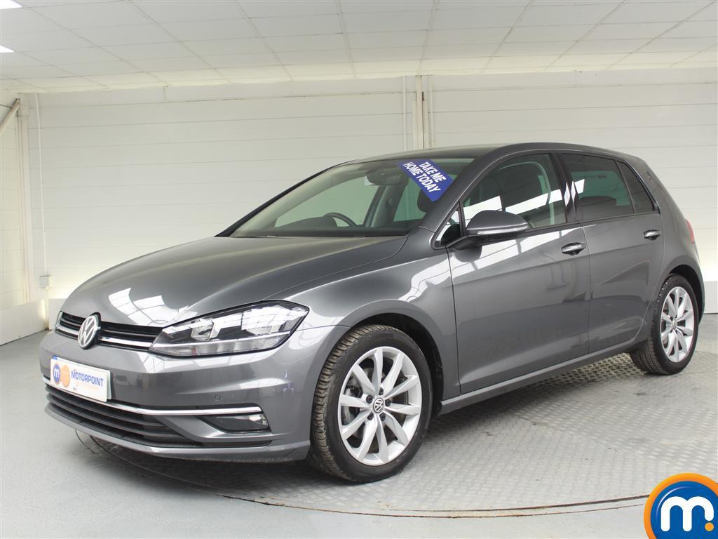 Volkswagen Golf GT - Stock Number (985532) - Passenger side front corner
