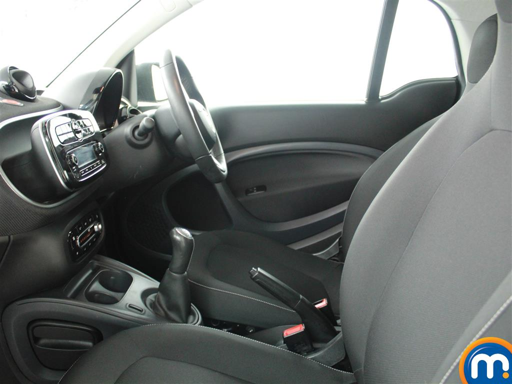 Smart Fortwo Coupe Passion Manual Petrol Hatchback - Stock Number (988187) - 5th supplementary image