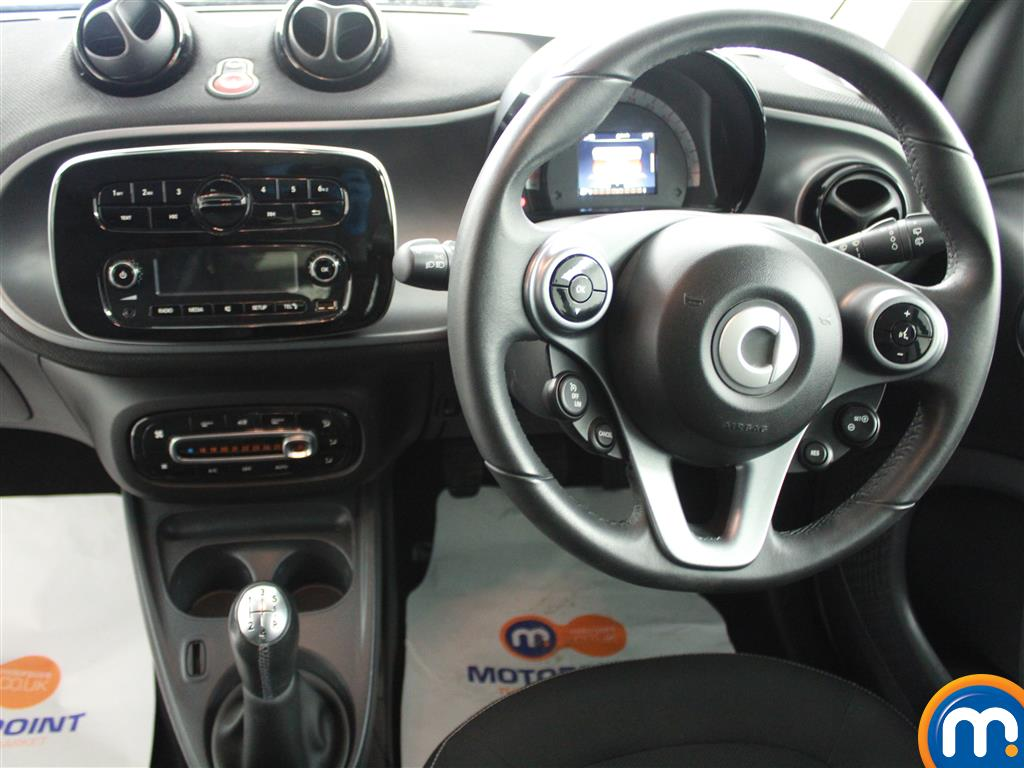 Smart Fortwo Coupe Passion Manual Petrol Hatchback - Stock Number (988187) - 7th supplementary image