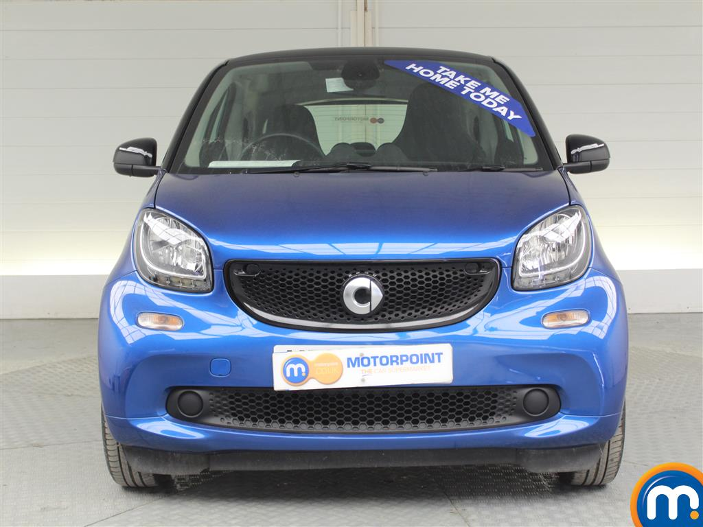 Smart Fortwo Coupe Passion Manual Petrol Hatchback - Stock Number (988187) - Front bumper