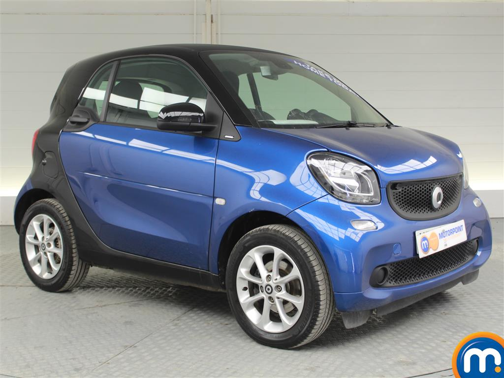 Smart Fortwo Coupe Passion Manual Petrol Hatchback - Stock Number (988187) - Drivers side front corner