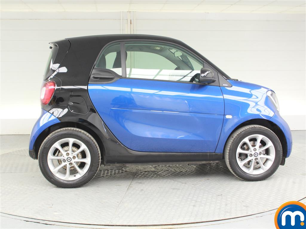Smart Fortwo Coupe Passion Manual Petrol Hatchback - Stock Number (988187) - Drivers side