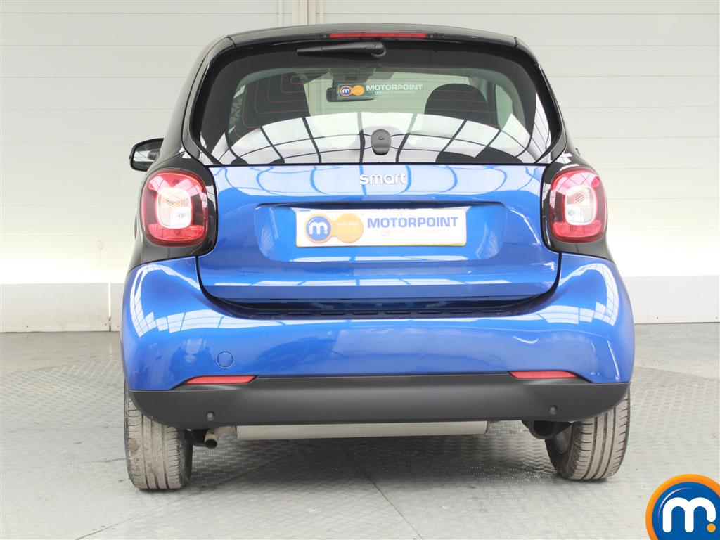 Smart Fortwo Coupe Passion Manual Petrol Hatchback - Stock Number (988187) - Rear bumper