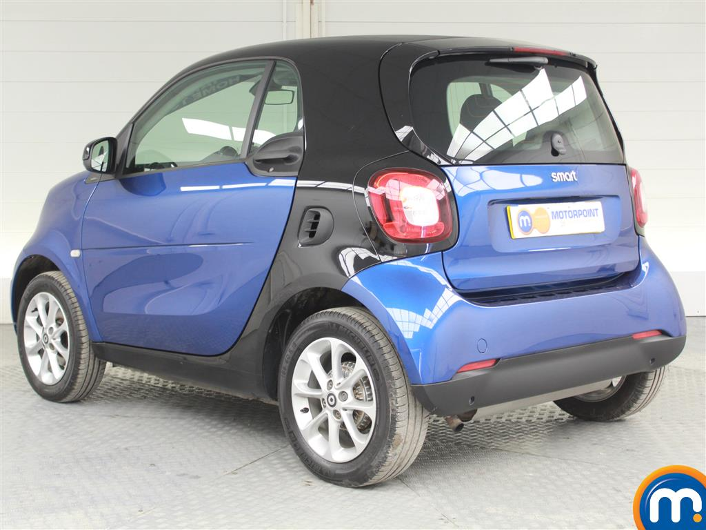 Smart Fortwo Coupe Passion Manual Petrol Hatchback - Stock Number (988187) - Passenger side rear corner