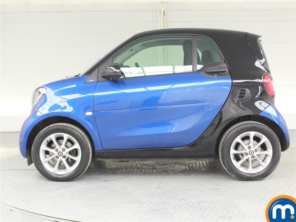Smart Fortwo Coupe Passion Manual Petrol Hatchback - Stock Number (988187) - Passenger side
