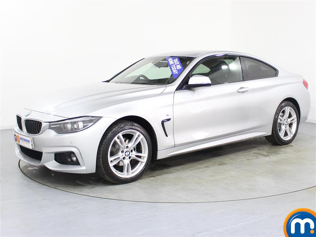 BMW 4 Series M Sport - Stock Number (981895) - Passenger side front corner