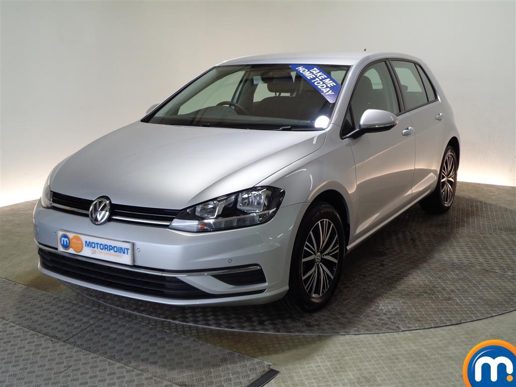 Volkswagen Golf SE - Stock Number (983736) - Passenger side front corner