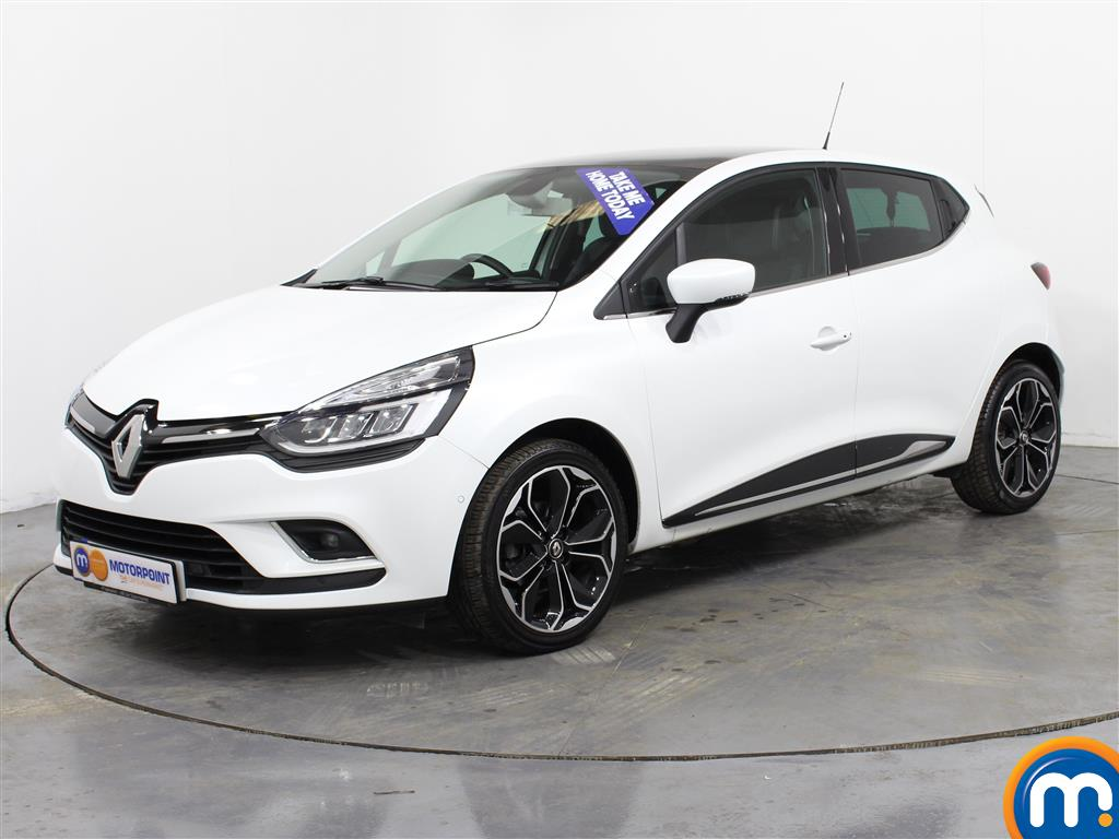 Renault Clio Signature Nav - Stock Number (983074) - Passenger side front corner