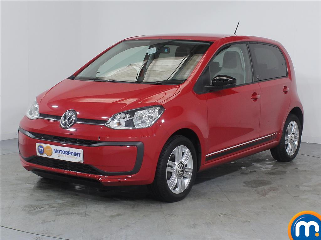 Volkswagen UP Up Beats - Stock Number (990228) - Passenger side front corner
