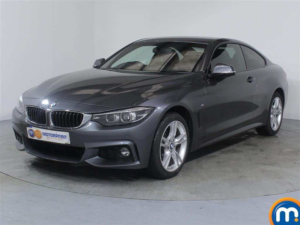 BMW 4 Series M Sport - Stock Number (981876) - Passenger side front corner