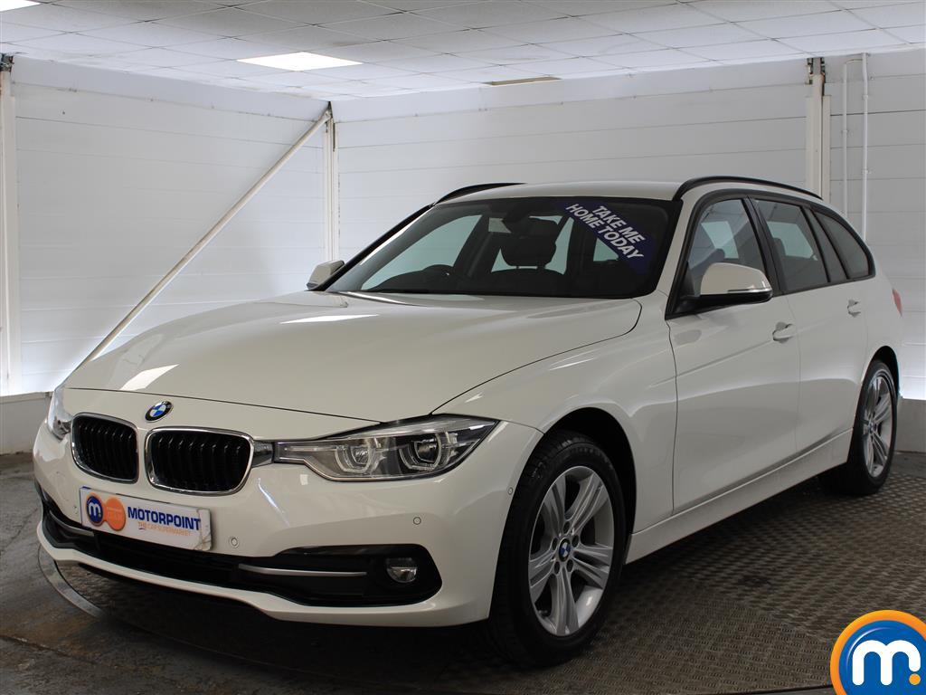 BMW 3 Series Sport - Stock Number (986017) - Passenger side front corner