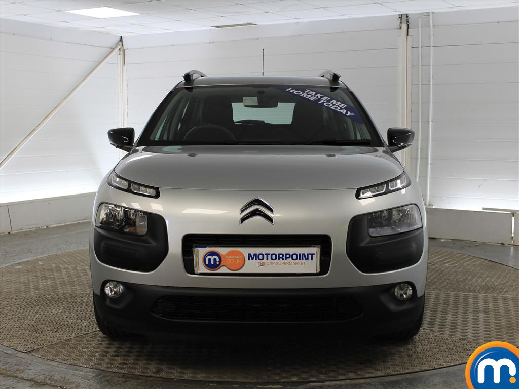 Citroen C4 Cactus Feel Manual Petrol Hatchback - Stock Number (989952) - Front bumper