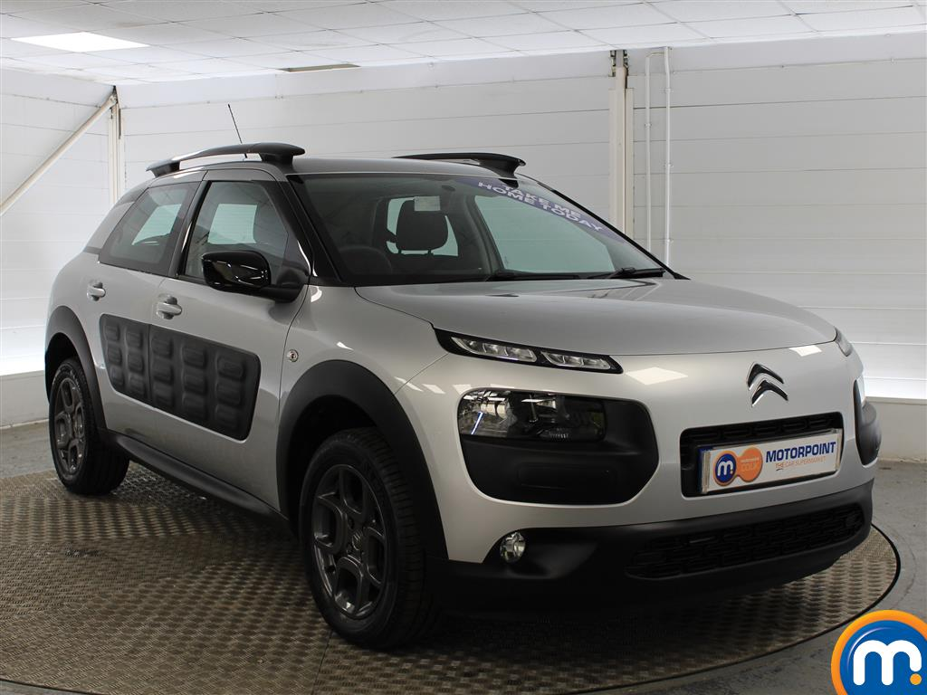 Citroen C4 Cactus Feel Manual Petrol Hatchback - Stock Number (989952) - Drivers side front corner